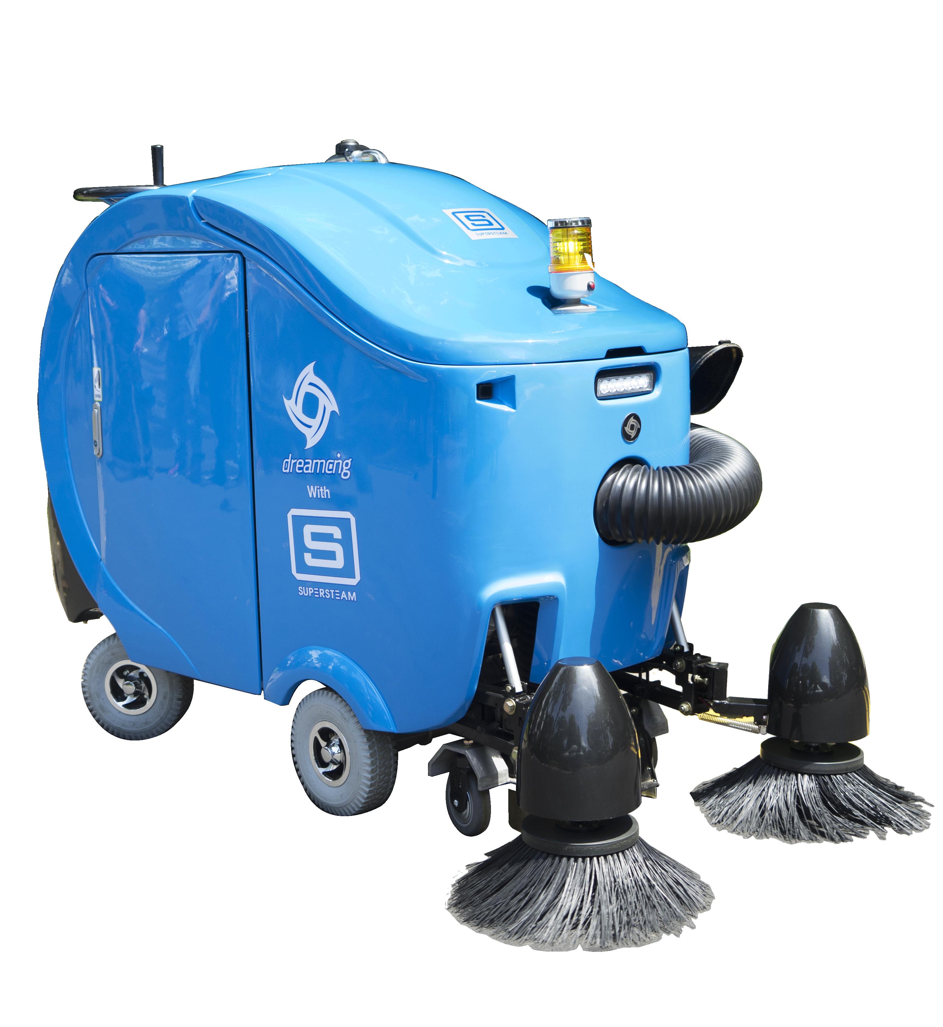 Dream Robotic Suction Sweeper Singapore Supersteam
