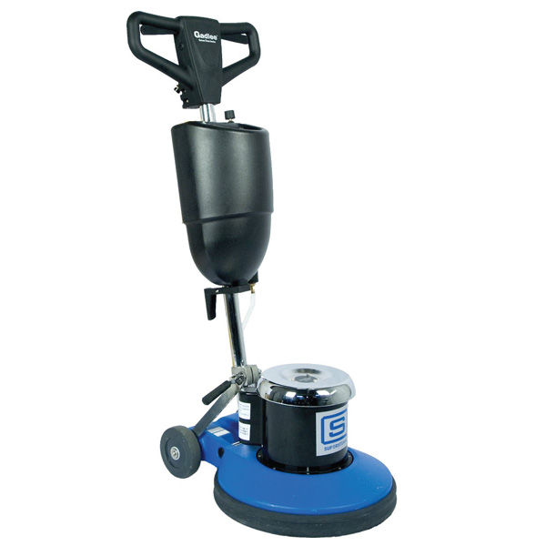 Single Disc Scrubbers Floor Cleaner Floor Scrubbing Machines - How to use a floor scrubber machine