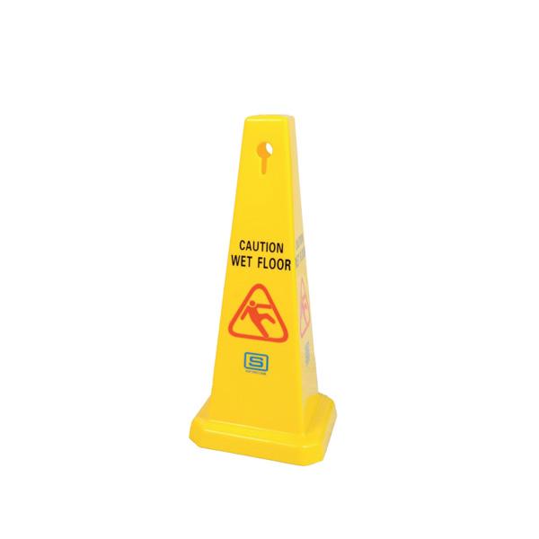 Caution Cone Square 70 Cm Cleaning Supplies Singapore