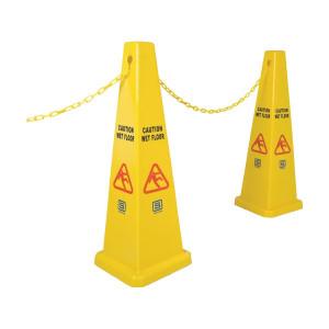 caution-sign-plastic-chain