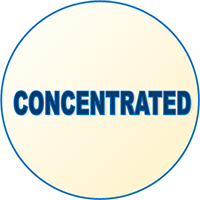 Concentrated Disinfectant for Greater Economy