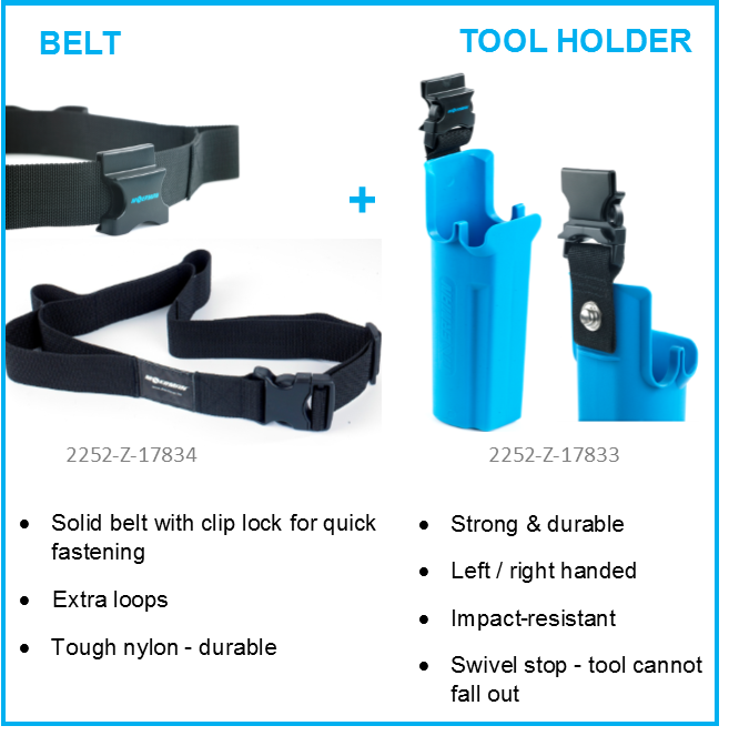 Moerman Belt And Tool Holder Cleaning Supplies Singapore