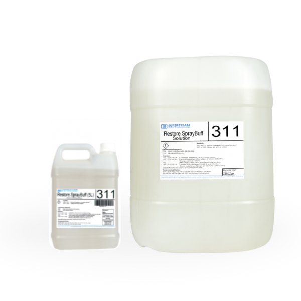 Restore SprayBuff Solution 311 5L & 25L